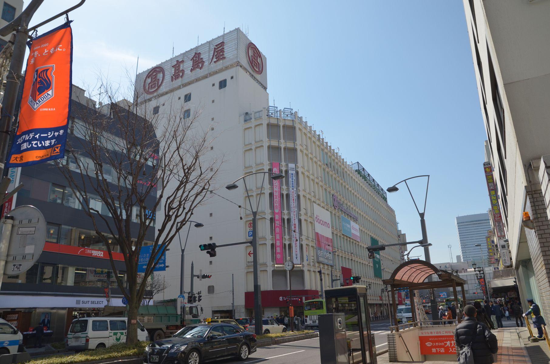 ビジネスに最適!埼玉一の繁華街