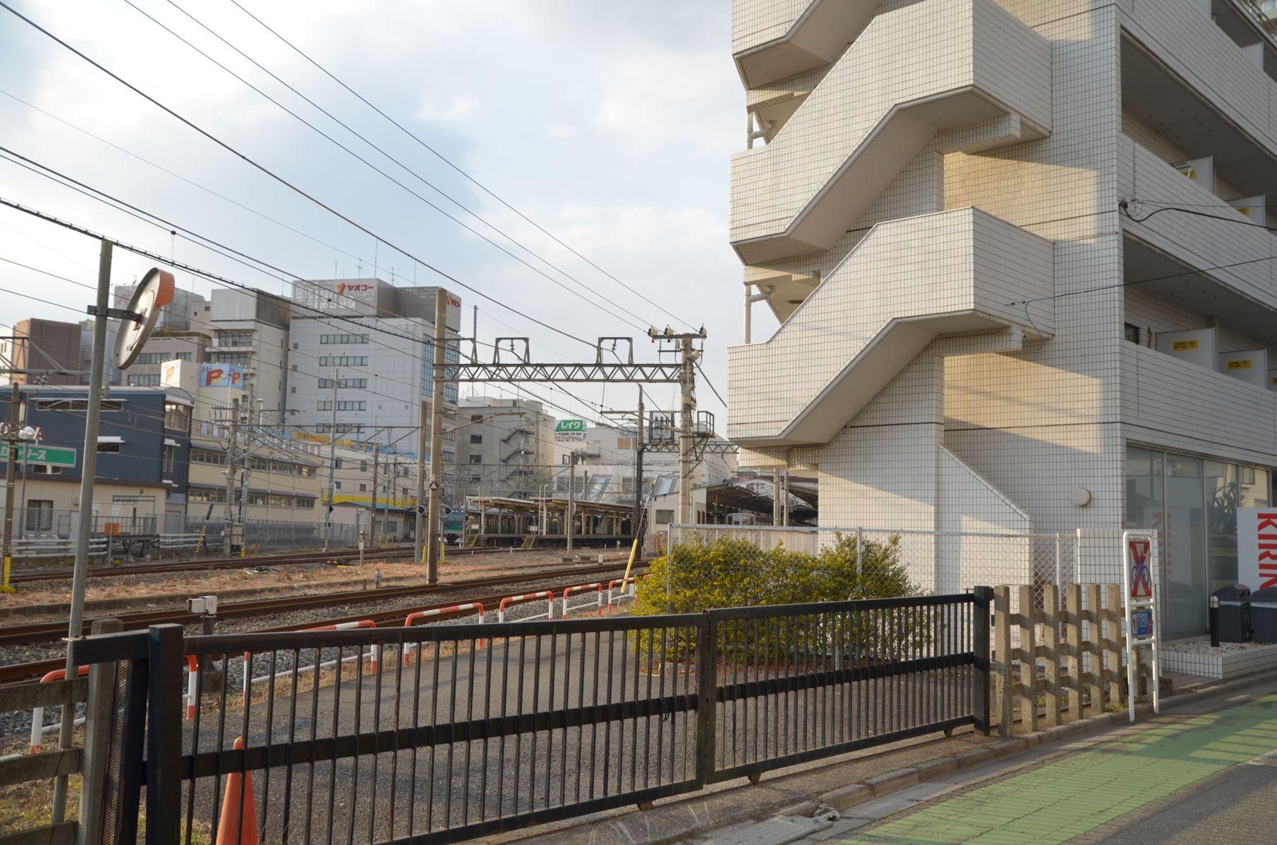 川越駅3分でも、お手ごろ家賃!