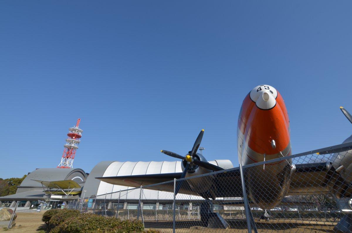 航空記念公園 航空発祥記念館