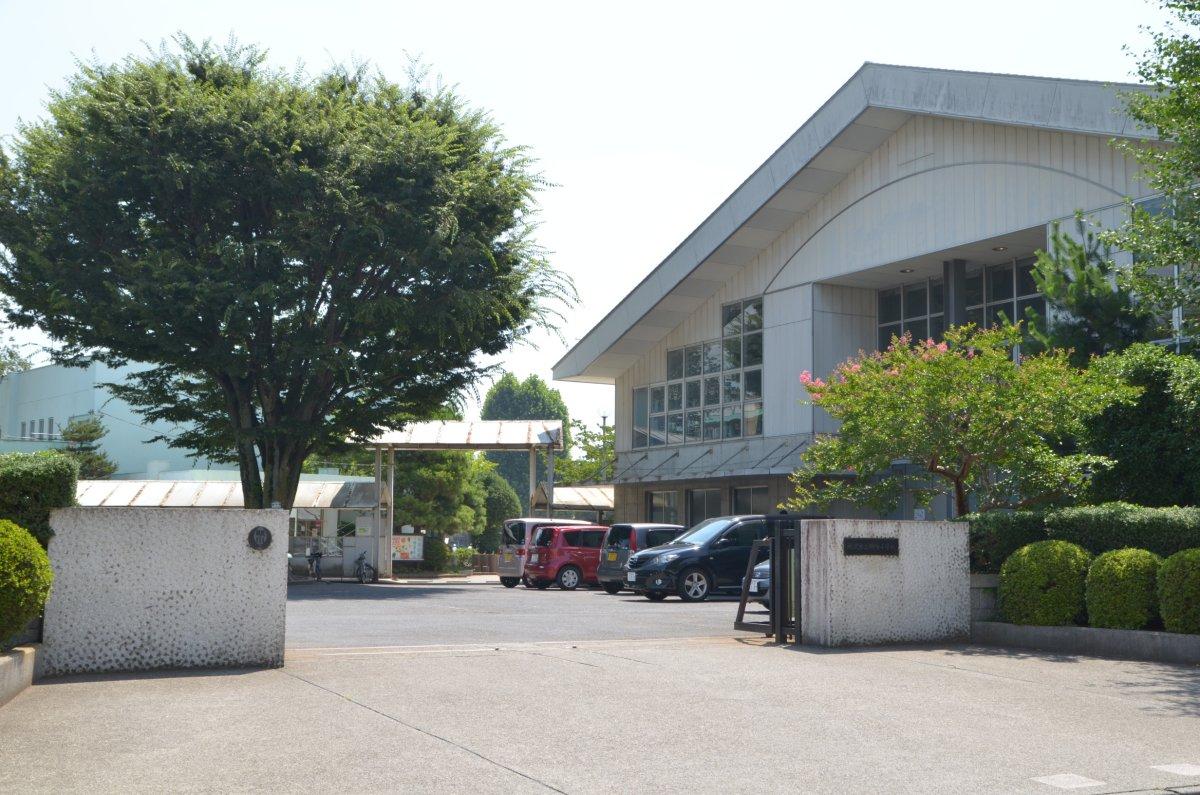 所沢中学校 明峰小学校