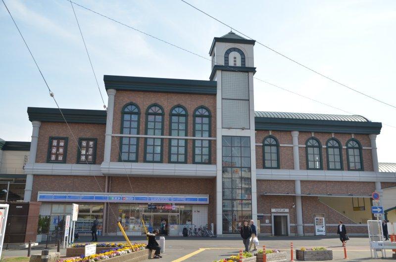 坂戸駅が最寄り駅