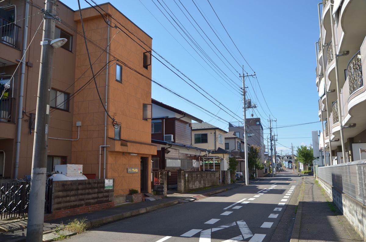 人気の始発駅・新所沢駅の閑静な住宅街に