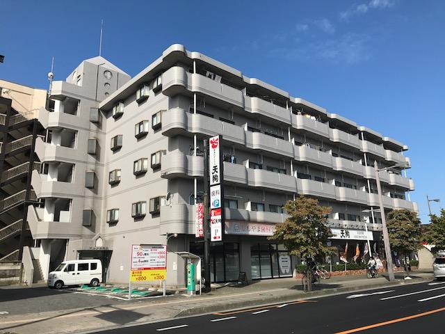 新所沢緑町のファミリータイプマンション!